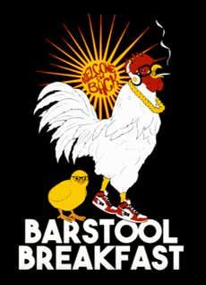 Barstool Breakfast