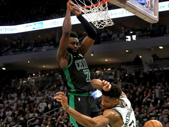 Jaylen Brown's Body Count Is One Impressive List