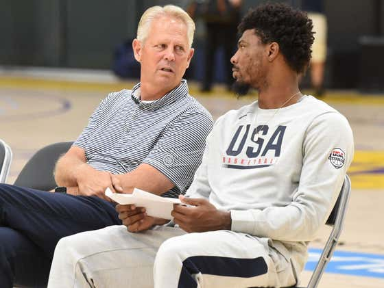 Danny Ainge And Marcus Smart Went At It Online Last Night And It Was Tremendous
