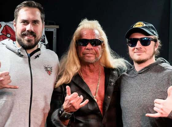 PMT: Dog The Bounty Hunter, Zion's Debut, Eli Is Retiring, And Listener Roasts