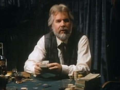 "Wake Up With Kenny Rogers ""The Gambler"""