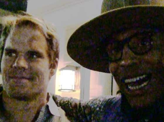 Greg Olsen And Cam Newton Drunkenly Talking About The Love They Have For One Another Is Just Awesome