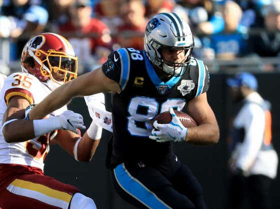 Greg Olsen And The Redskins Are A Perfect Match