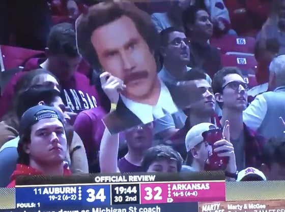 ESPN Analyst Andy Kennedy Confused Ron Burgundy With Ron Jeremy