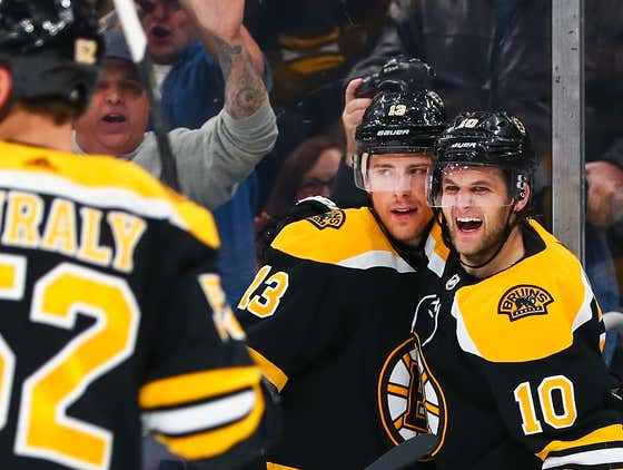 2U's, 2K's, 2 Points.. B's Blank Canucks 4-0 For 4th Straight W