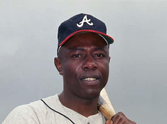 Hank Aaron May Have Actually Hit More Official Home Runs Than Barry Bonds
