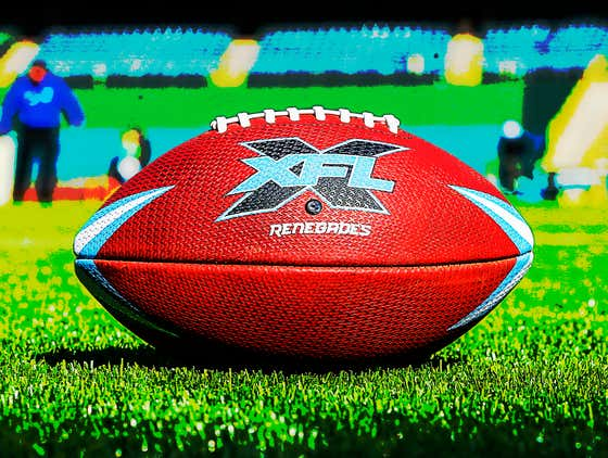 Just A Friendly Reminder That The XFL Starts This Weekend