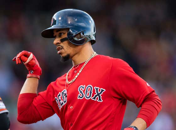 We've Got Some More Details On What's Going On With The Mookie Betts Trade
