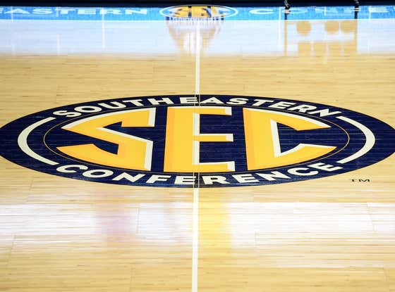 SEC Basketball Analyst Barry Booker Says He Wants to Go See Some 'Scantily Clad Girls' During Gymnastics Promo