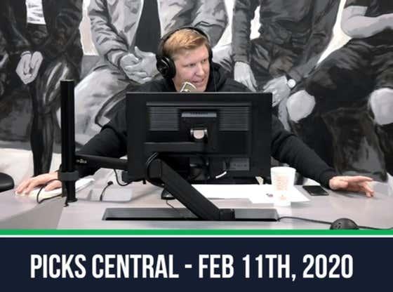 Picks Central - February 11, 2020