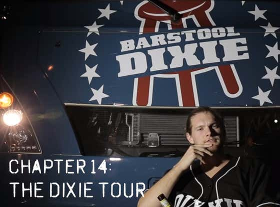 "The Barstool Documentary Series | Chapter 14 ""The Dixie Tour"""
