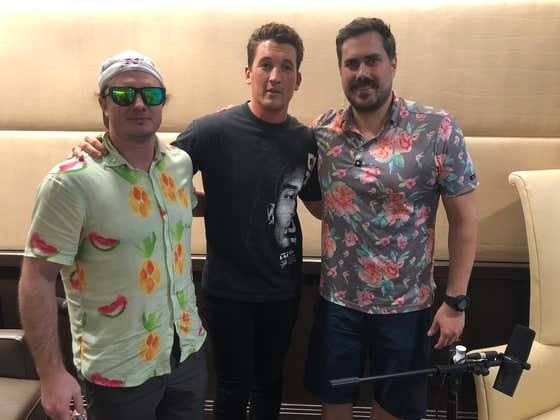 PMT: Actor Miles Teller, MLB Playoff Rules, And We Get Inside The Mind Of A Marketing Genius, Dana B