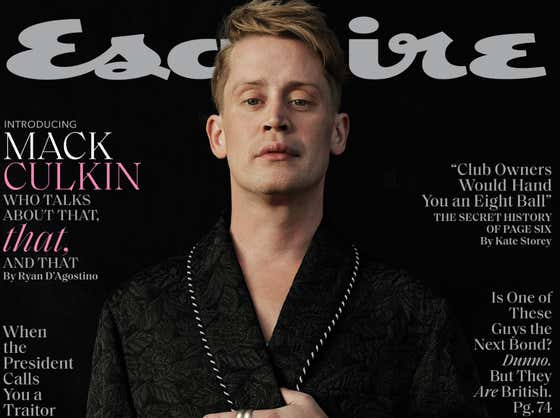 Macaulay Culkin Opens Up About Michael Jackson, Divorcing His Parents, And People Thinking He's Crazy