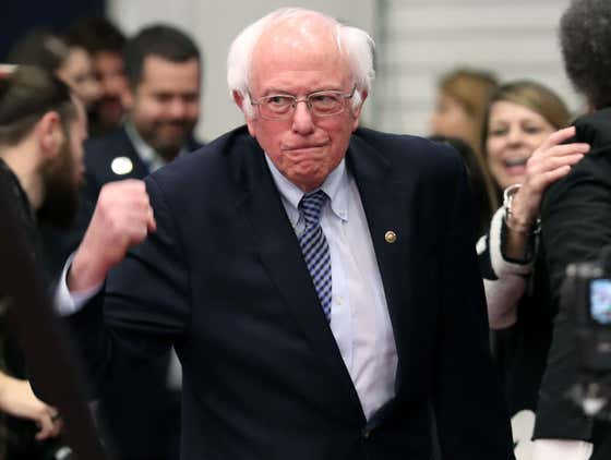 Bet 2020: Feel the Bern, Cash the Tickets, Repeat