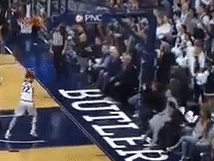 Friendly Reminder: For Every Marty Mush With Xavier +5.5, There Are Suckbags In The Front Row On Butler -5.5