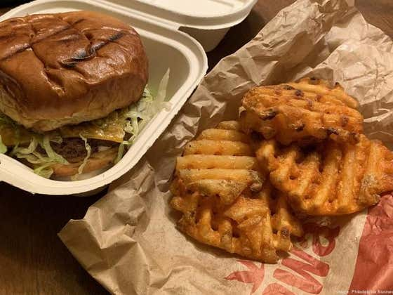 Wawa Is Starting To Add Burgers And Waffle Fries To Their Menu And You Know What? We Might Have Gone Too Far This Time