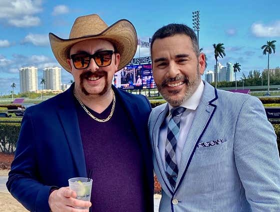 BlackJack and Lo Duca's Valentine's Day Horse Racing Extravaganza