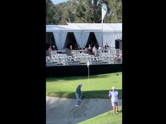 Ryan Palmer Needing Six Shots To Get Out Of A Bunker Is The Most Relatable Thing That'll Happen On The PGA Tour This Year