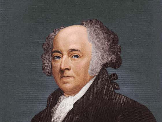What You Didn't Learn: John Adams Edition