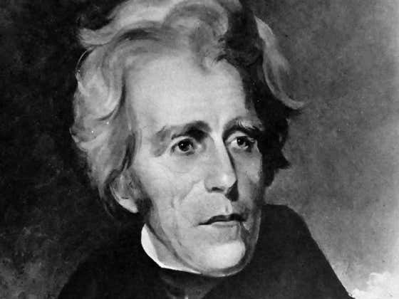 What You Didn't Learn: Andrew Jackson (Special President's Day Edition)