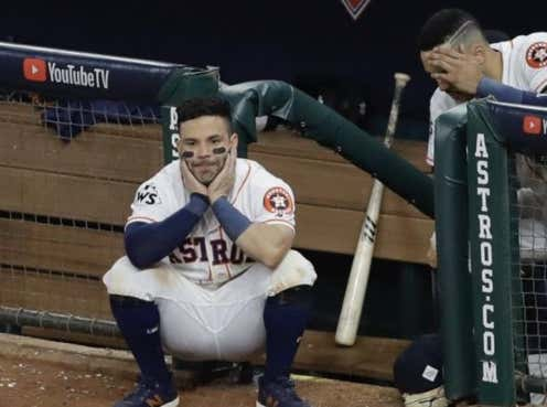 POUND THE OVER!! - Total HBP's Against The Astros In 2020 Set At 83.5