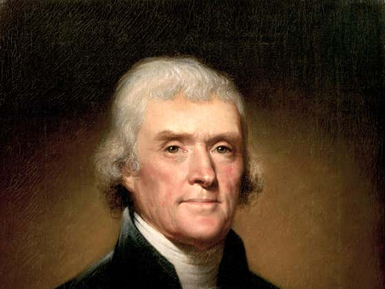 What You Didn't Learn: Thomas Jefferson Edition