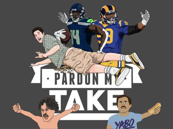 PMT: Jason Biggs, DK Metcalf and Aaron Donald, + An Old School Skype Show