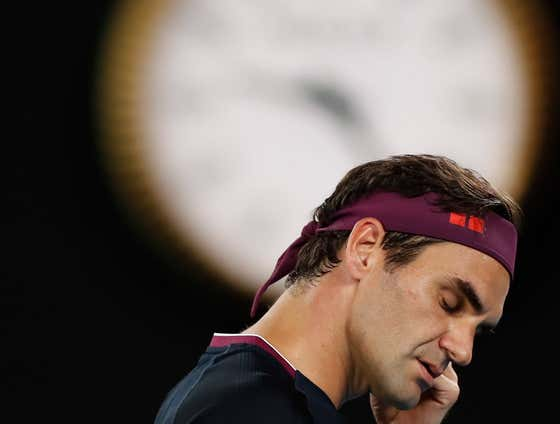 Father Time Blows: Roger Federer Had Knee Surgery Yesterday And Will Be Out Until The Summer