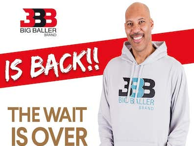 BIG BALLER BRAND IS BACK BITCHES!!!