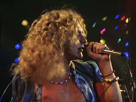 Recommended: Led Zeppelin - Rock And Roll (Live At Madison Square Garden 1973)