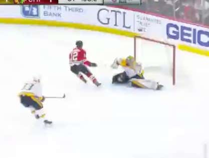 Hawks (+110) hit the OT winner with just over a minute to play