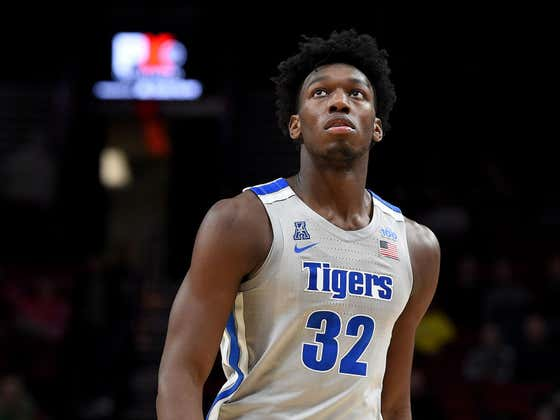 James Wiseman Apparently Wants To Avoid The Timberwolves Like The Plague