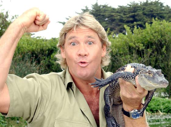 I Miss Steve Irwin And How Much He Loved Living Life