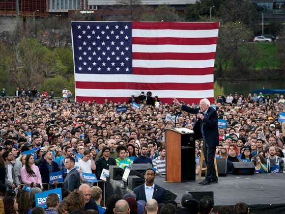 Hard Factor 2/24: Austin Feels The Bern & Hard Factor Mark Attends Rally, The Coronavirus Spreads To Europe, Show Favorite Mad Mike Dies Doing What He Loves, & More