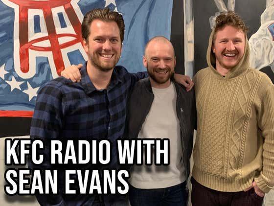 KFC Radio: Love is Not Blind, Condom Corkboard, and Sean Evans