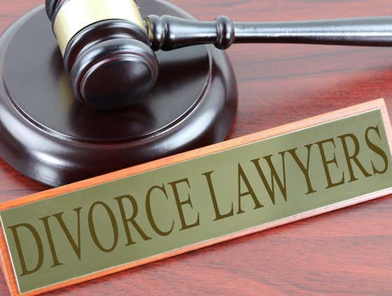 Wednesday's Dog Walk: Divorce Lawyer Part I