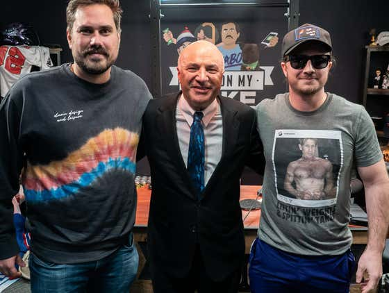 PMT: Shark Tank's Kevin O'Leary, Hand Size Season + Guys On Chicks