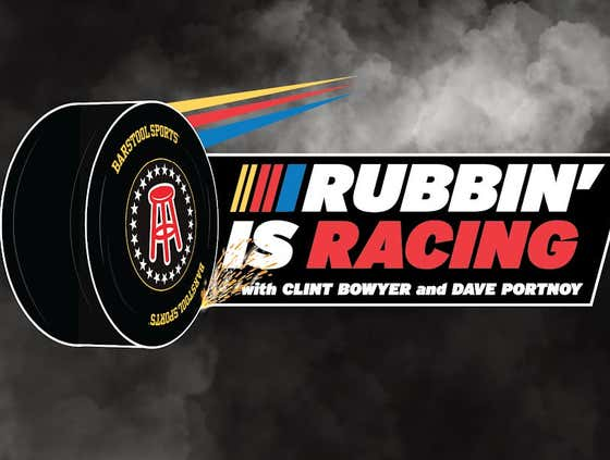 Rubbin' Is Racing: Episode #2 - Barstool Sports and NASCAR (ft. Kyle Busch)
