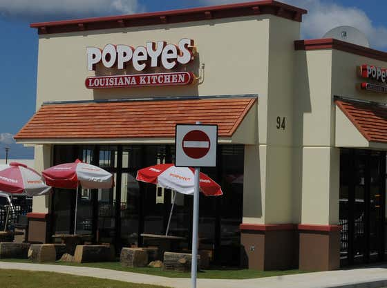 OU Student Protest Centers Around Demand For A New Student Center With A Popeyes In It