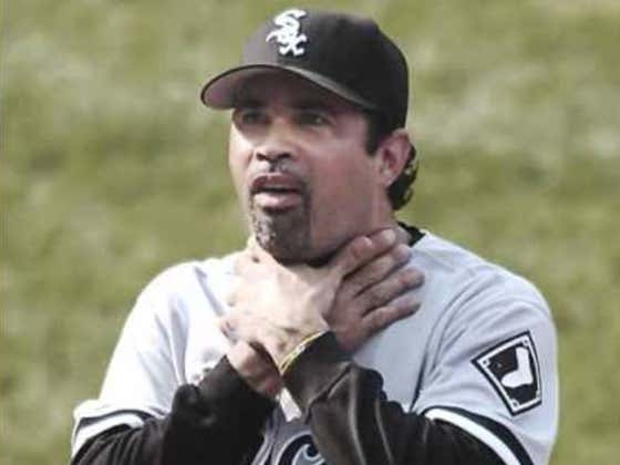 Ozzie Guillen Just Said He Wants To Fight Jose Canseco At Rough N Rowdy... I Think