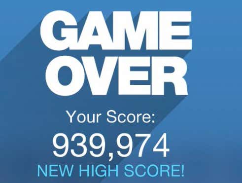 I've Been Trying For 10 Years To Get 1 Million Points In A Game And I Might Never Get There