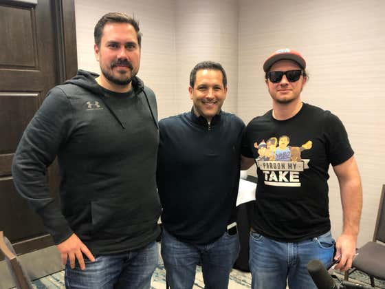 PMT: Adam Schefter, Bitcoin 2 Gen, Combine Talk + Is Tom Brady Leaving?