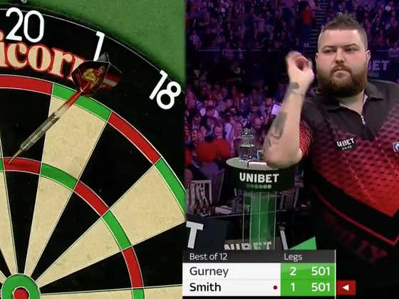 Professional Darts Continues To Be An Absolute Electric Factory