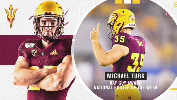 Michael Turk Redefined The Punter Game With 25 Bench Press Reps