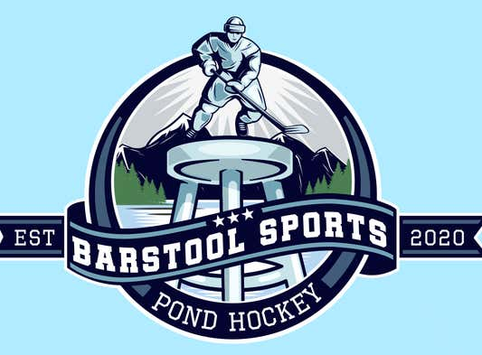 Scenes from the Barstool Pond Hockey Tournament - Lake Muskoka