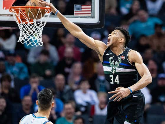 James Harden Poked The Dragon And Now A Pissed Off Giannis Is Destroying Souls