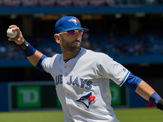Jose Bautista Is Attempting To Help The Dominican Republic Qualify For The Olympics As A Pitcher