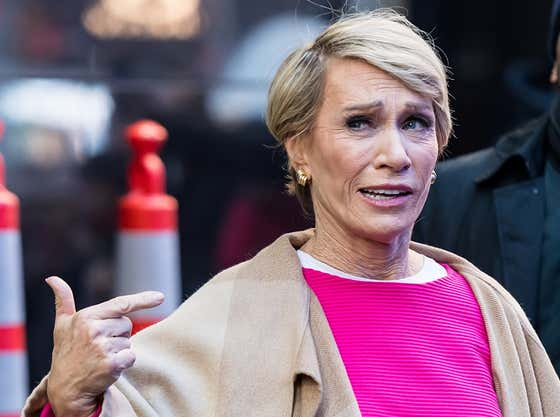 I Can't Believe How Dumb Barbara Corcoran Is To Fall For An Internet Scam