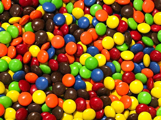What Your Favorite M&M Color Says About You