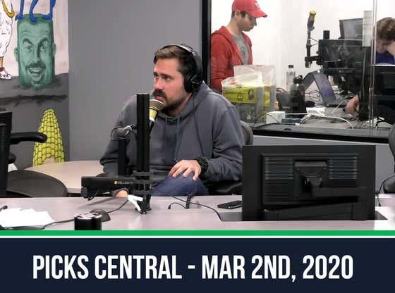 Picks Central - March 2, 2020